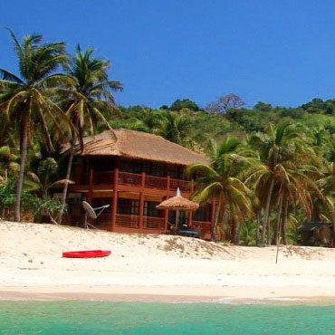 Large Family Cabana Accomodation