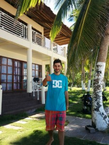 Enjoy in Cagdanao Island