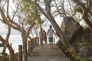 Couple in Cagdanao Island